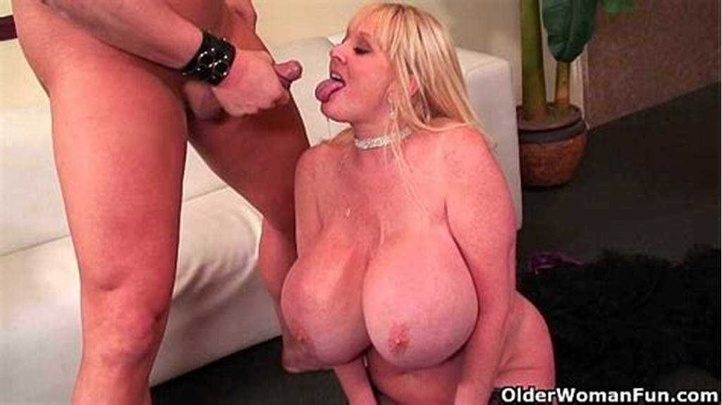 #Big #Titted #Milf #Kayla #Kleevage #Gets #Fucked #And #Facialized