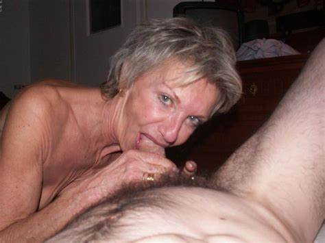 Grandmothers And A Cock