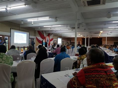 Church holds Synod Sessions After 29 years - FIJI TV