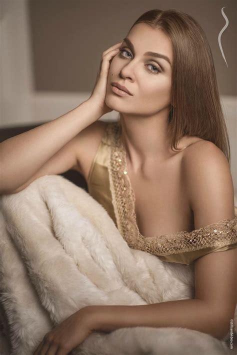 Eva Ivanova - a model from United States   Model Management