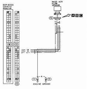 Como Instalar Flujometro A Un Nissan Tapa Roja