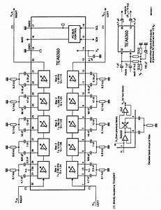 5 Band Equalizer Circuit Diagram