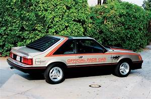 1979 Ford Mustang - Mustang Sets The Pace Photo & Image Gallery