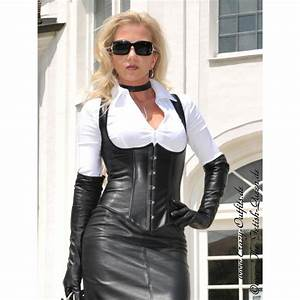 Boot Size Chart Leather Corset Ds 220 Crazy Outfits Webshop For