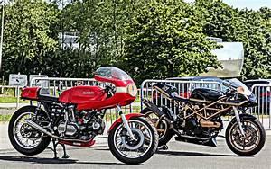 Ducati Bevel Cafe Racer