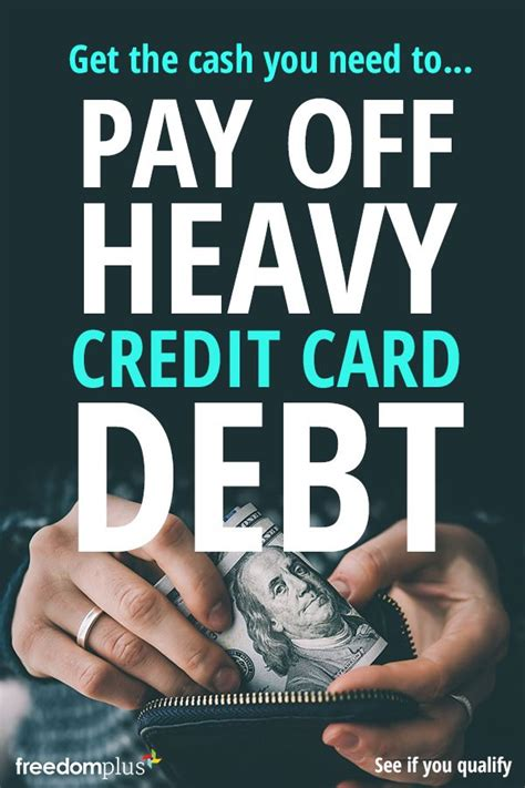 Use the debt snowball method. Pay off your credit card debt with a personal loan. You could save thousands on your interest ...