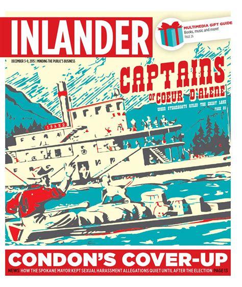 Inlander 12/03/2015 by The Inlander Issuu
