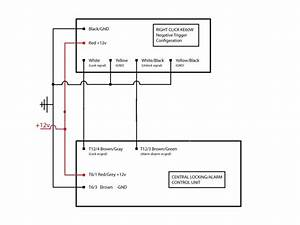 Right Click Central Locking Wiring Diagram