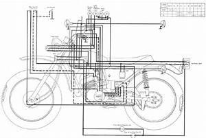 Yamaha Dt360 Enduro Wiring Schematics    Diagram