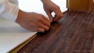 Teppich Schneiden Werkzeug : teppich verlegen doppel nahtschnitt an der zimmert r zarge youtube ~ A.2002-acura-tl-radio.info Haus und Dekorationen