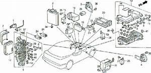1995 Mustang Fuse Panel Diagram  Under Dash   For Fuel