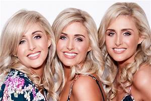 Meet the world's most identical triplets: They're all ...