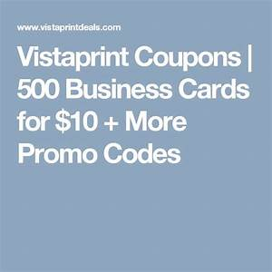 7 best promo codes images on pinterest coupon codes for Vistaprint promo code for business cards