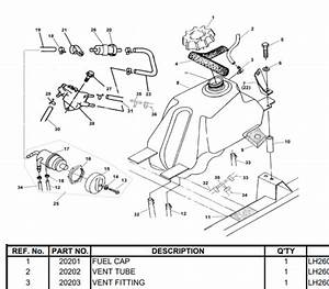 Linhai 260-300 Atv Parts Manual