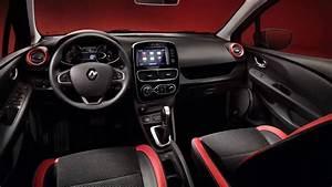 Renault Clio 2017 Styling Interior
