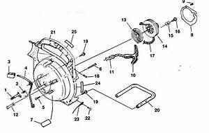 Homelite Leaf Blower Parts Diagram