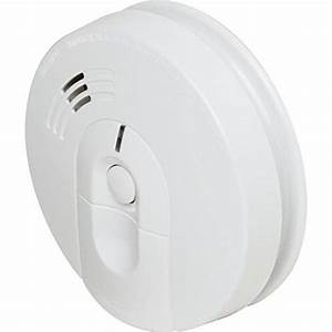 Kidde I4618 Hardwire Smoke Detector With Battery Back