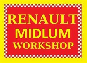 Renault Midlum Inc 4x4 Service Repair Workshop Shop Manual 1998 1999 2000 2001 2002 2003 2004 2005