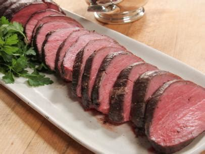 And yes, it's rich (served with the gorgonzola sauce), but it's once a year, and it's worth it! Filet of Beef Recipe | Ina Garten | Food Network