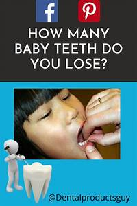 How Many Baby Teeth Do You Lose In 2020