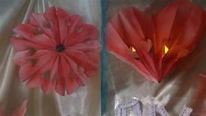 Blume Aus Frühstückstüten : diy herz bl te love bl te aus papier fr hst ckst ten ~ Watch28wear.com Haus und Dekorationen