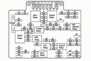 2002 Chevy Silverado Wiring Diagram