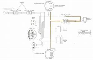 Harley Headlight Wiring Diagram