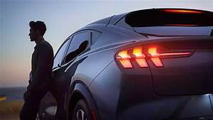 Ford Mustang Mach-E SR RWD Specs, Range, Performance 0-60 mph