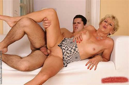 Mature Asshole Cock Gape Janine Fucked An Older Boy