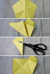 How To Make An Origami Pentagon From A Square Of Paper