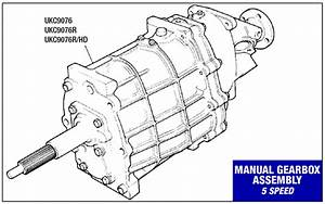 Triumph Tr7 Manual Gearbox