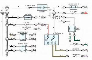 1996 Toyota Land Cruiser Electrical Wiring Diagram