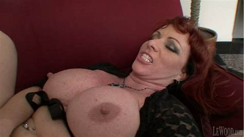 #Redhead #Fattie #Kylie #Ireland #Gets #Her #Mature #Cunt #Pounded