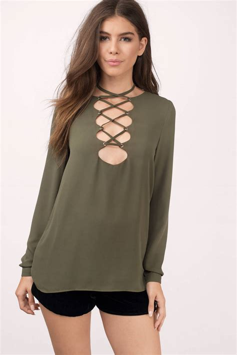 up blouse pics black blouse black blouse lace up blouse 54 00