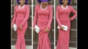 robe africaine de soiree youtube With modele de robe de soirée