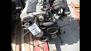 1997 Mercedes C280 Engine    Motor 2 8l