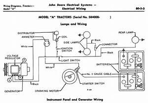 John Deere 50 Electrical Problem