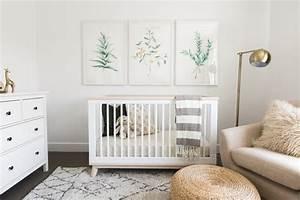 Neon Deco Chambre : d coration chambre de b b id es et inspirations originales ~ Melissatoandfro.com Idées de Décoration