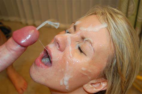Private Uncensored Fellatio And Filled Creamy Sperm Leaking Face Close Up