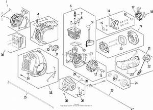 Mtd 41cdz23c799  316 711171  Parts Diagram For Engine Assembly