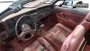 1988 Cadillac Allante  0063