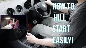 How To Hill Start A Manual Car