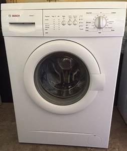 Bosch Exclusiv Waschmaschine : bosch vario maxx 6 bedienungsanleitung bosch maxx 6 varioperfect waschmaschine a 6kg in aalen ~ Frokenaadalensverden.com Haus und Dekorationen