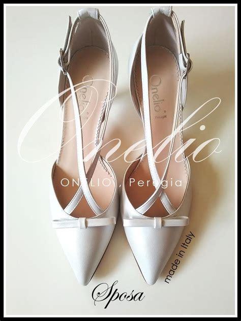 Nuove in scatola,scarpe da sposa avorio made in italy,tacco cm.8 n. Scarpe Sposa e Donna. Spezzata a punta, con cinturini e ...