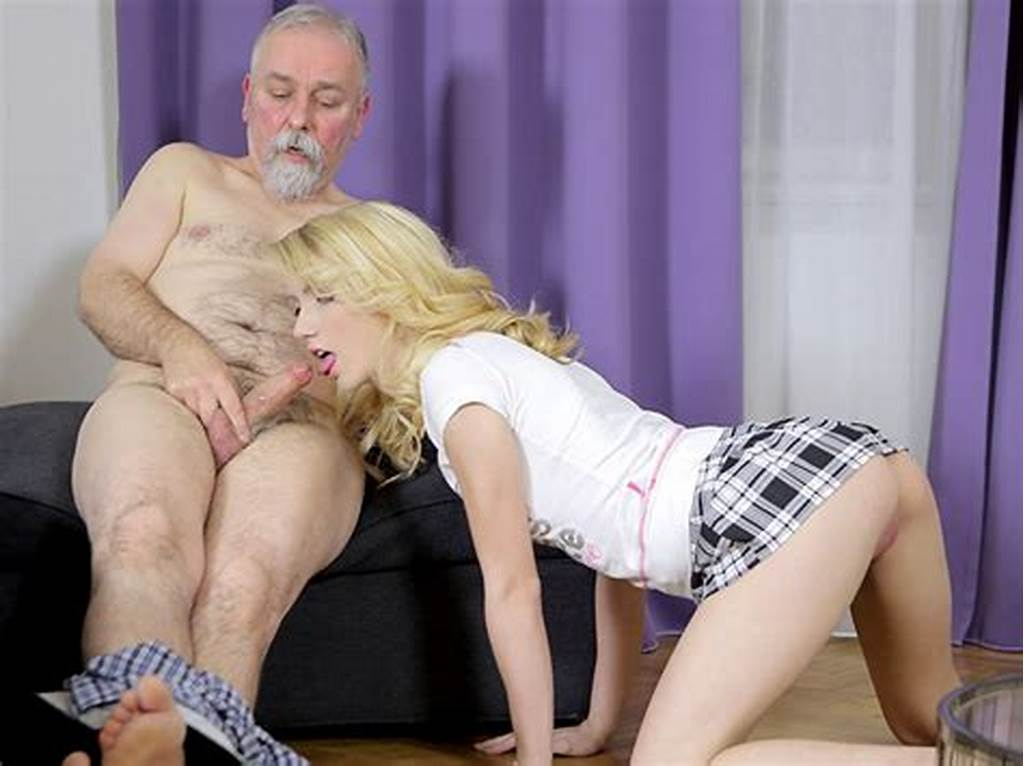 #Sexy #Helena #Blows #Old #Goes #Young #Guy #Away #With #Her #Awesome