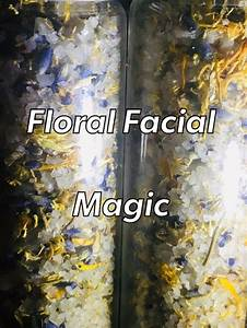 Magic Old Cottage  U2014 This Completely Natural Facial