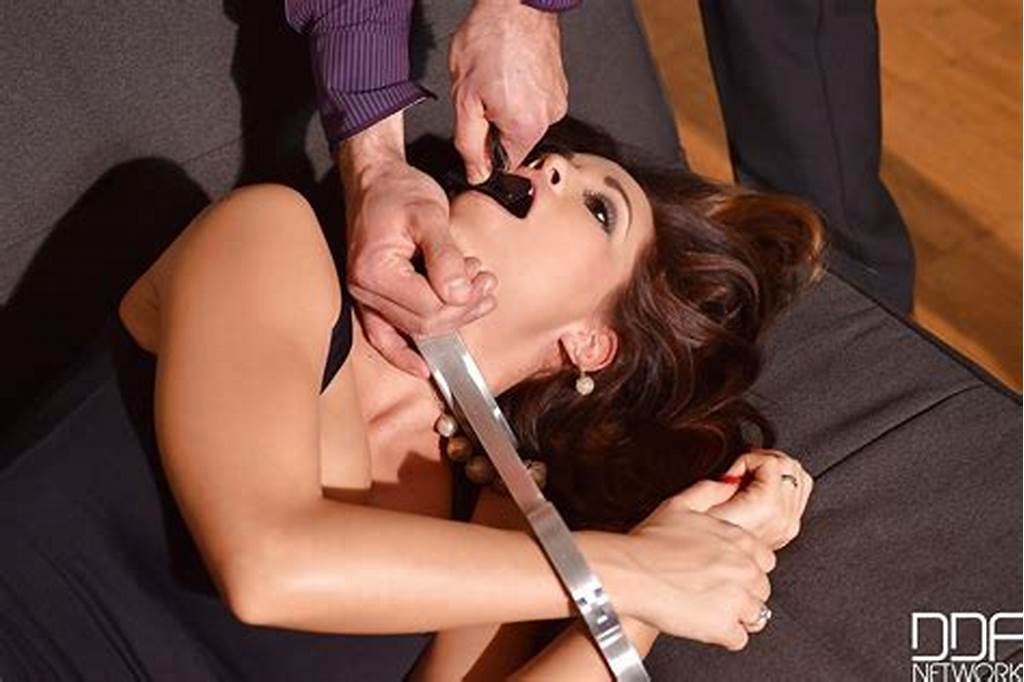 #Kinky #Girl #Satin #Bloom #Is #Forced #To #Obey #Her #Bdsm #Master