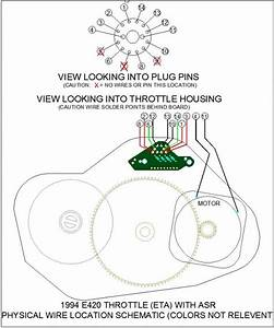 94 E420 Mercede Benz Wiring Diagram