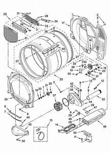 I Have A Whirlpool Duet Sport Dryer  It Won U0026 39 T Start  All