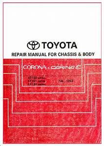 Toyota Carina Pdf Manual
